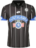 Lotto Sturm Graz Home Sports Shirt Black/white