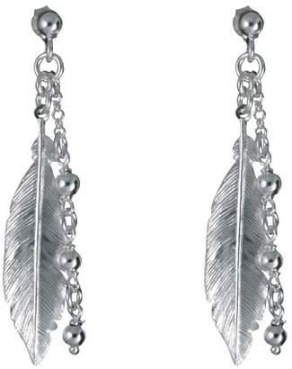 Canyon E3788 Women's Pendant Earrings Silver 925/1000 4.6 g
