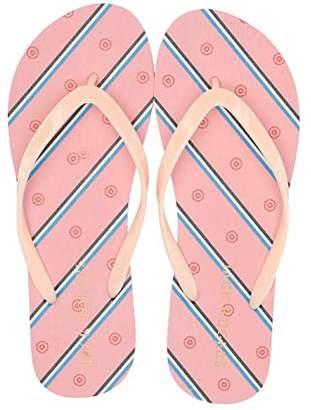 Jack Rogers Jr Flip-Flop (Petal Pink) Women's Shoes