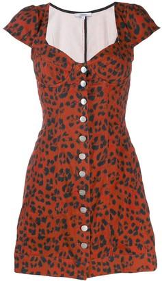 Miaou leopard print Gigi dress