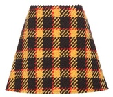 Marni Wool and cotton miniskirt