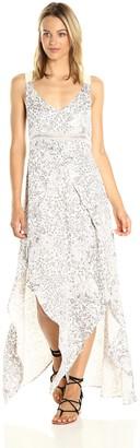 Somedays Lovin Women's Forgotten Dreams Printed Maxi Dress