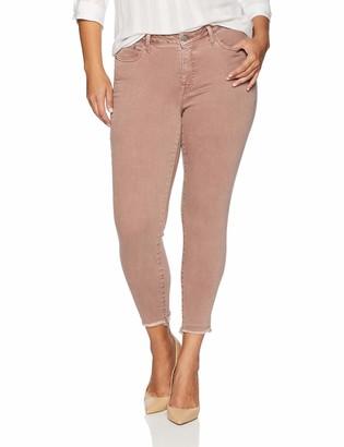 Lucky Brand Women's Plus Size MID Rise Lolita Skinny Jean