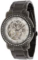 Kenneth Cole New York Kenneth Cole Women's Automatics KC4810 Black Stainless-Steel Automatic Watch with Dial