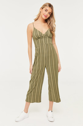 Ardene Jumpsuit with Stripes