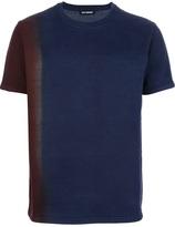 Raf Simons dip dye sweater