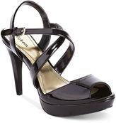 Style&Co. Style&co.Karyn Platform Dress Sandals