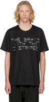 Y-3 Black Logo T-shirt