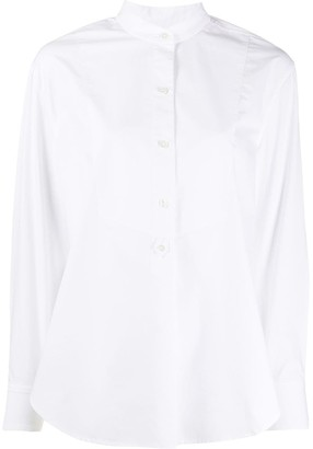 Equipment Round Collar Shirt