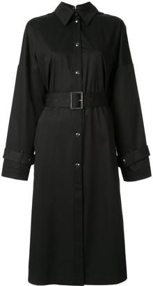 Boyarovskaya Lightweight Single Breasted Coat
