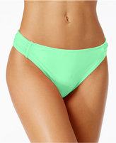 California Waves Side-Tab Cheeky Bikini Bottoms Women's Swimsuit