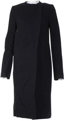 CNC Costume National Black Synthetic Coats