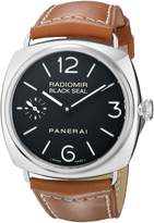 Panerai Men's PAM00183 Radiomir Seal Dial Watch