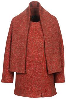Smash Wear LINETTE women's Coat in Red