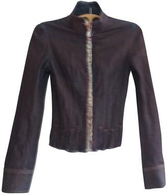Christian Lacroix Multicolour Denim - Jeans Jacket for Women Vintage
