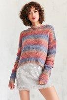 Ecote Daybreak Gradient Stripe Sweater