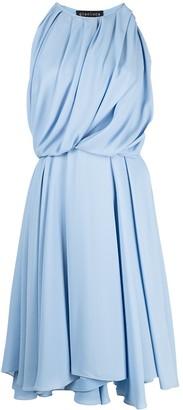 Gianluca Capannolo Draped Design Dress