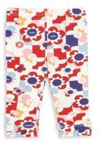 Fendi Baby's & Toddler Girl's Floral Print Leggings