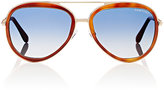 Tom Ford Men's Andy Sunglasses-GOLD