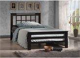 Asstd National Brand Baxton Studio Aperta Wenge Wood Contemporary Bed