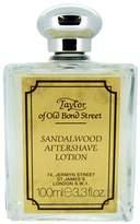 Kaliandee Taylor of Old Bond Street 100ml Luxury Sandalwood Aftershave Lotion