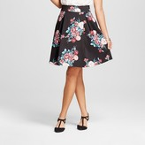 Women's Floral Party Skirt - 3Hearts (Juniors')