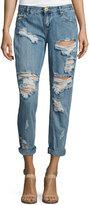 One Teaspoon Awesome Baggies Jeans, Blue Cobain