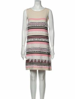 Chanel 2011 Mini Dress Pink