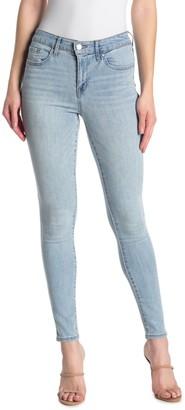William Rast High Rise Skinny Jeans