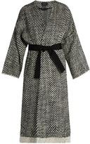 Isabel Marant Iban tweed coat