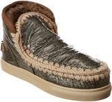 Mou Eskimo Metallic Sneaker Bootie