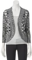 Dana Buchman Women's Space-Dye Shrug