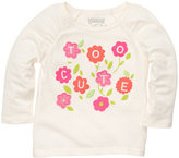 Osh Kosh Infant Girl Too Cute T-Shirt