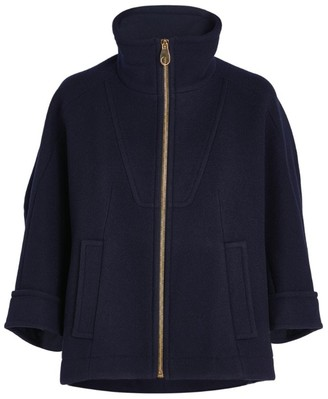 Chloé Cape-Style Coat