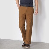 CASTALUNA FOR MEN Combat Trousers with Elasticated Waist