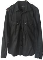 Gucci Black Cotton Shirt