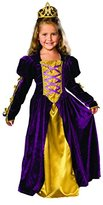 Rubie's Costume Co Regal Queen Kids Costume