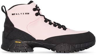 Alyx Two-Tone Hiking Boots