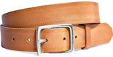 Rag & Bone Boyfriend Embossed Leather Belt - Tan