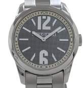 Bulgari Solo Tempo Stainless Steel Quartz 37mm Mens Watch