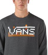 Vans Nintendo Mario Crew Sweatshirt