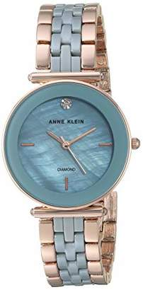 Anne Klein Dress Watch (Model: AK/3158LBRG)