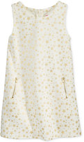 Epic Threads Little Girls' Star Shift Dress, Only at Macy's