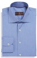 Robert Talbott Men's Trim Fit Stripe Dress Shirt