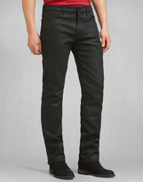 Belstaff Scrambler James Hunt Straight Fit Trousers Black