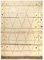 "Solo Rugs Moroccan Area Rug, 9'10"" x 13'9"""