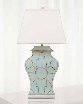 Port 68 Scalamandre for Baldwin Table Lamp