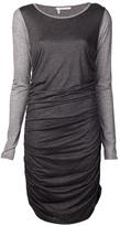 Derek Lam ruched detail dress