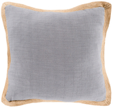 Surya Jute Flange Pillow