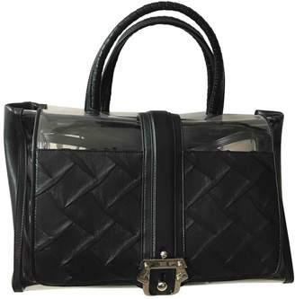 Paula Cademartori Black Plastic Handbags